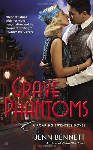 book cover of Grave Phantoms