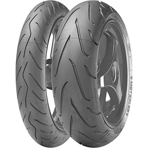 Metzeler Sportec M3 Tire -Front -130/70ZR-16,Position:Front, LoadRating:61,Speed Rating:(W),TireSize:130/70-16,RimSize:16,Tire Type:Street, Tire Construction:Radial,Tire Application:Sport 1590600