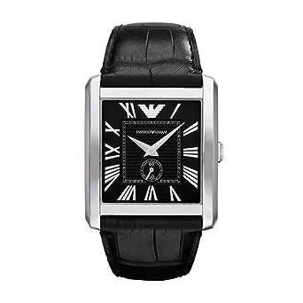1df766246 Relógio Emporio Armani Masculino Preto - Har1640/z: Amazon.com.br ...