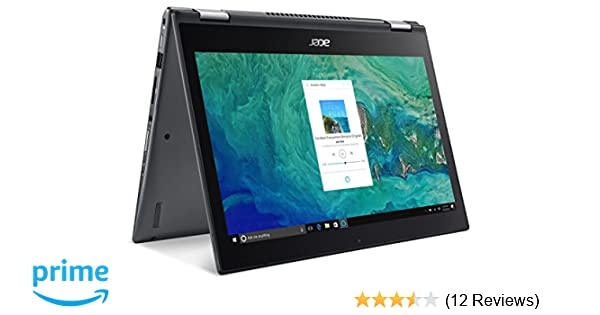 Amazon.com: Acer Spin 3 SP314-51-59NM, 14