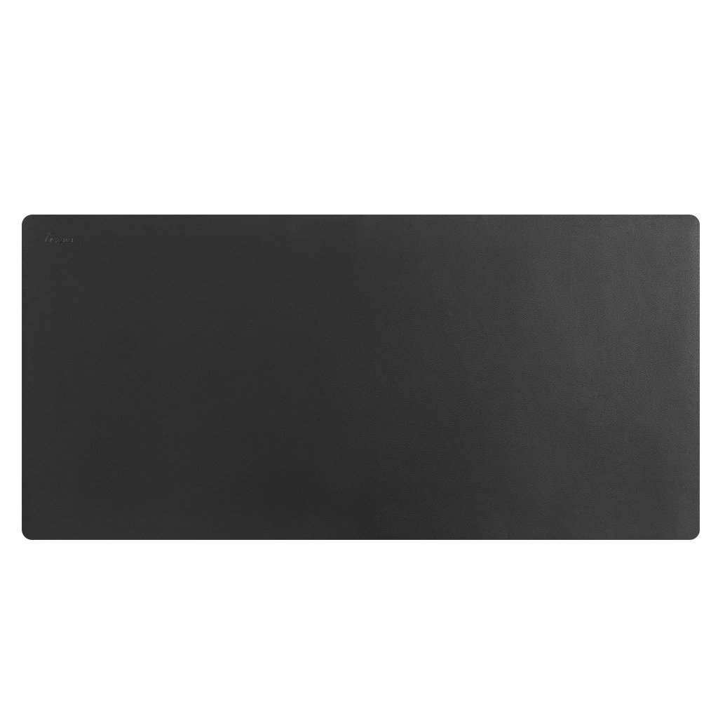 """TOWWI Leather Desk Pad Protector 34""""x17"""" Desk Blotter Pad, Waterproof Writing Desk Mat for Office Home by Towwi (Image #2)"""