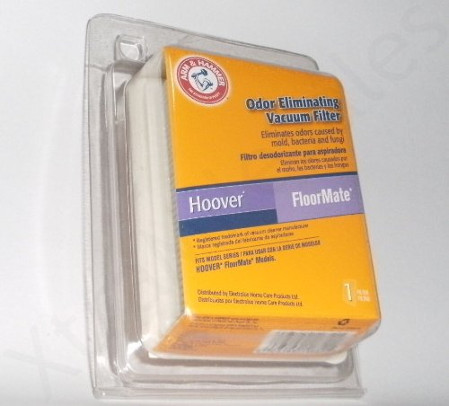 Arm & Hammer Odor Eliminating Vacuum Filter fits Hoover Floo