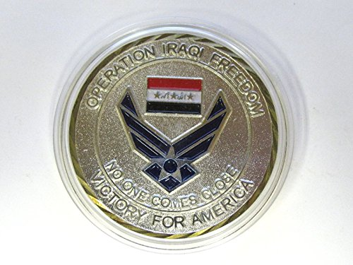 - Operation Iraqi Freedom OIF Challenge Coin 363D Expeditionary Comm Sq