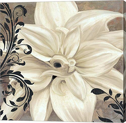 Winter White II by Color Bakery Canvas Art Wall Decor,