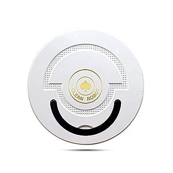 AOLVO Teepao Robot Aspirador Automático, Limpieza de Suelos Productos para El Hogar Inteligente, Absorber El Polvo, El Suelo, El Cabello y los Pedacitos de ...