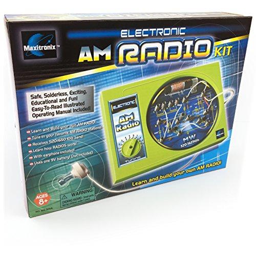 Maxitronix  AM Radio Experiment Kit