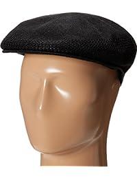 Men's Knit Ivy Cap Black Hat