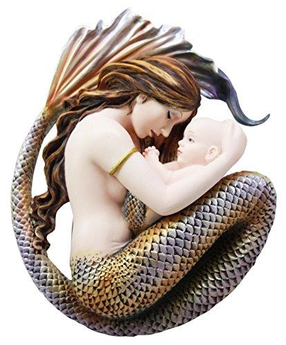 Mermaid Wall Plaque - 8