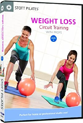 STOTT PILATES Weight Loss Circuit Training with Props, Level 2