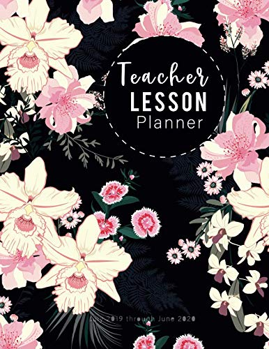 Teacher lesson planner July 2019 through June 2020: for Teachers  Lesson Planning, Time Management & Classroom Organization July 2010 through June 2020 Inspirational and Calendars (Teachers planner)