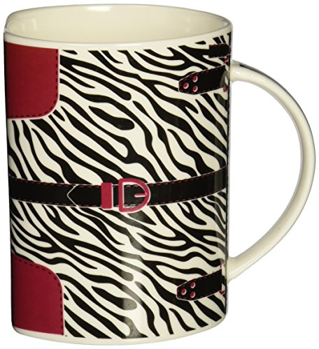 Wild Eye Designs Zebra Hand Bag Mug