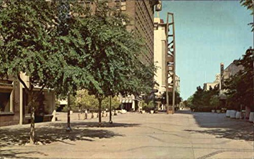 Fresno's Mall Fresno, California Original Vintage - California Mall Fresno