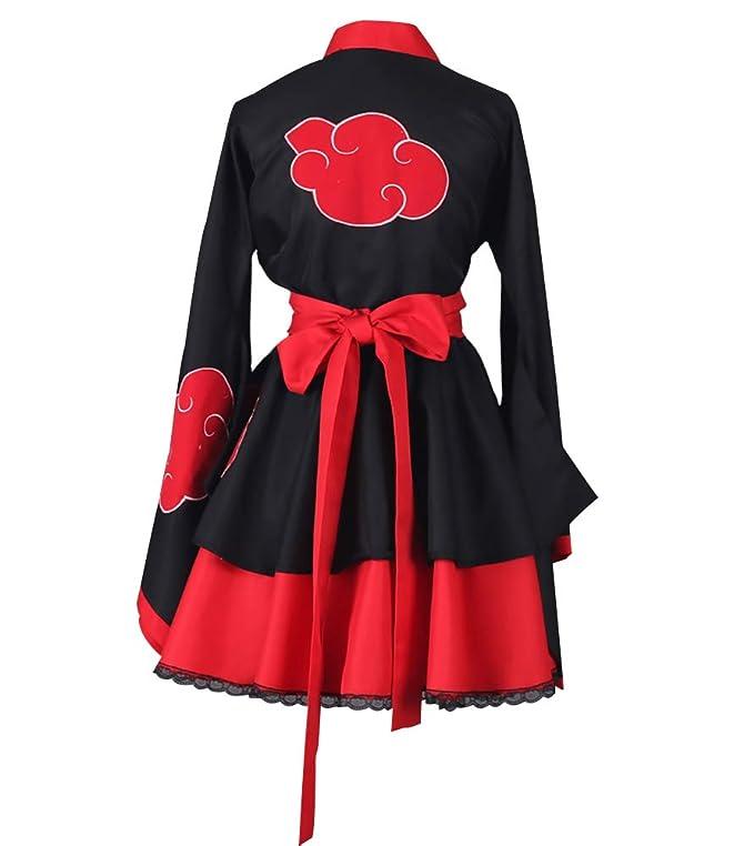 Amazon.com: cllmkl Naruto Shippuden Akatsuki organización ...
