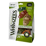Whimzees Small Alligator Dog Treats, 24 Pieces 12.7 oz Review