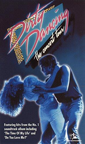 Dirty Dancing-Concert Tour [Reino Unido] [VHS]: Amazon.es: Dirty Dancing Concer: Cine y Series TV