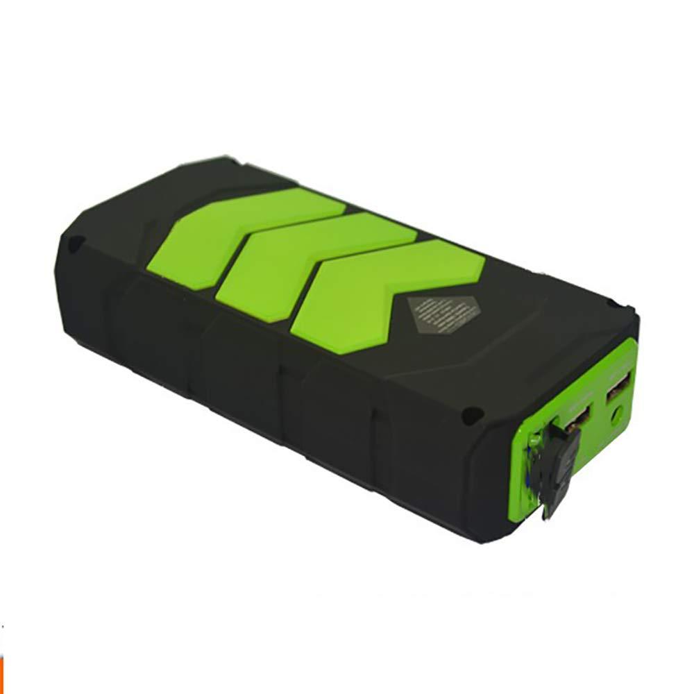SPEUTO Starthilfe Powerbank 600A Spitzstrom 20000mAh Tragbare Auto Starthilfe 12V Autobatterie Anlasser mit LED Taschenlampe mit USB-Ladeanschluss