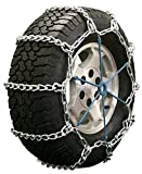 Quality Chain Road Blazer Mud Service Non-Cam 10mm Link Tire Chains (2441HH)