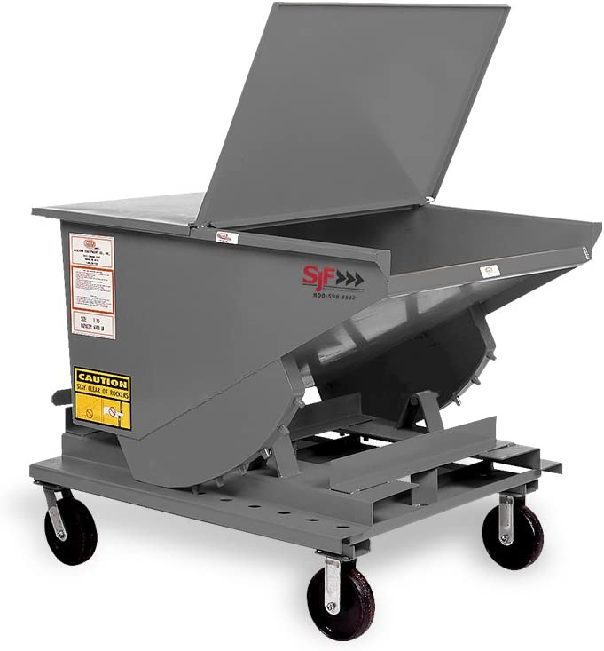 Small Product Image of  Meco Heavy Duty Self Dumping Hopper
