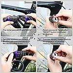 TAKEBEST-Lucchetti-per-Bicicletta-120-cm12-mm-Lucchetto-Bici-Heavy-Duty-Lucchetti-Cavo-Blocco-per-Bicicletta-Moto-per-Biciclette-Scooter-Motorini-Cancelli