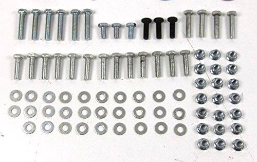 Anbausatz Montagesatz Auspuff 2.1 1.9 WBX Wasserboxer 1121700210