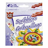 Cake Mate, Decorating with Ease, Scribblers Icing Original, 4x19g