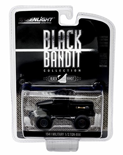 1941-military-1-2-ton-4x4-black-bandit-collection-series-14-2016-greenlight-collectibles-limited-edi