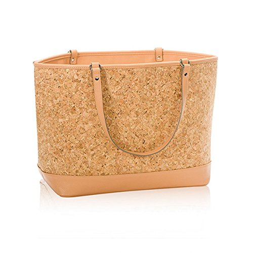 Thirty One Style Setter in Tan Metallic Cork - Hostess Exclusive - 8406