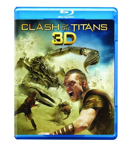Clash of the Titans [Blu-ray 3D] (Nicholas Hoult In Clash Of The Titans)