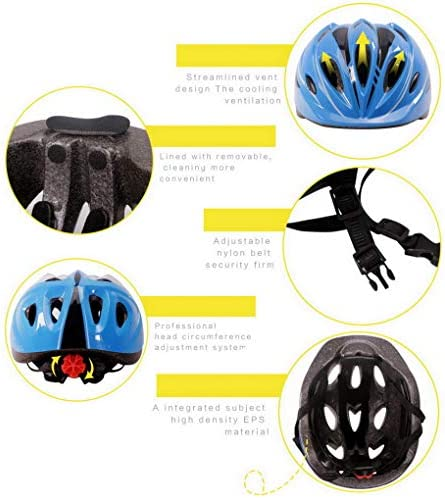 ACMEDE Bike Helmet for Kids, Cycling