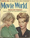 img - for Movie World: Vol. 4, No. 6 (November 1959) book / textbook / text book