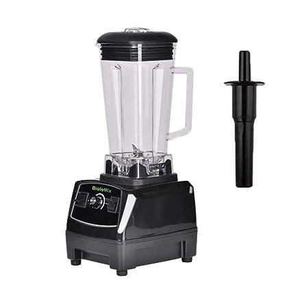 BOFEISI Heavy Duty Comercial Blender 2200W Profesional Cocina Eléctrica Alta Velocidad Mezclador Acero Inoxidable 6-
