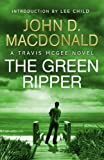 Front cover for the book The Green Ripper by John D. MacDonald