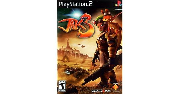 Amazon com: Jak 3 - PlayStation 2: Artist Not Provided: Video Games