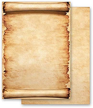 C6 ohne Fenster 10 Stück Motiv-Briefumschläge BLUMENBRIEF