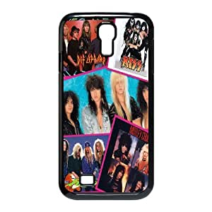 FOR SamSung Galaxy S4 Case -(DXJ PHONE CASE)-Kiss Music Band-PATTERN 7