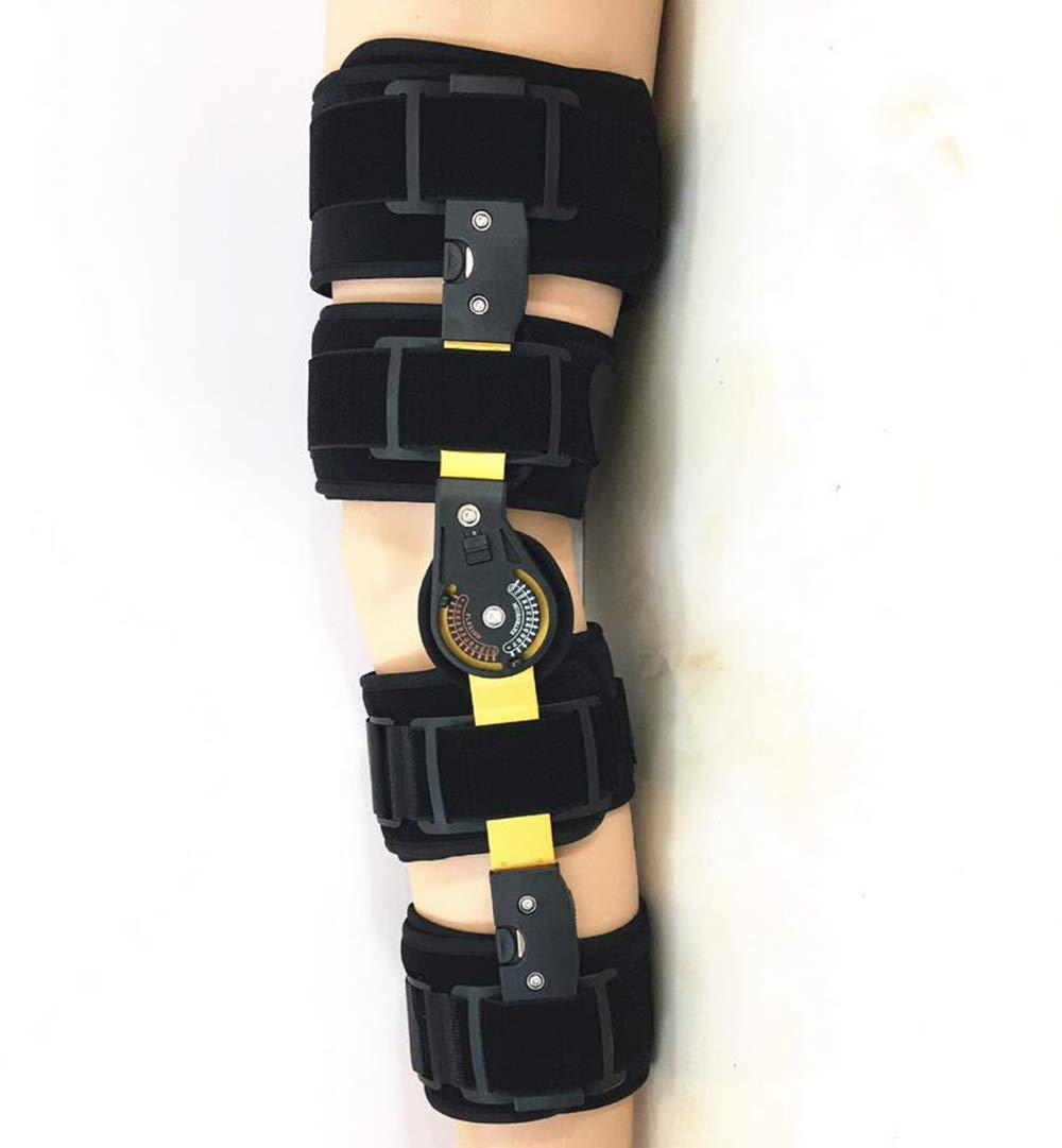 Adjustable Knee Joint Brace New postoperative Rehabilitation of Lower Limb deformity Fracture Double Balloon