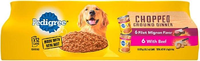 Top 10 Pedigree Senitive Dog Food