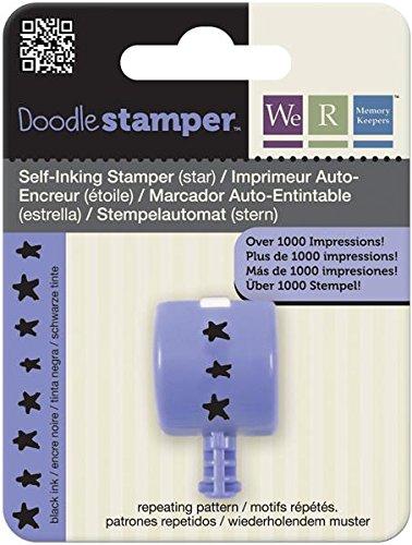 We R Memory Keepers Sello Rotatorio Stamper Estrella