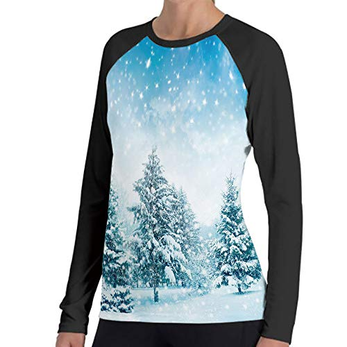 LIFEDZYLJHGO Customized Boy's Comfort Long Sleeve T-Shirt Tee Shirt Uniform S-XXL -