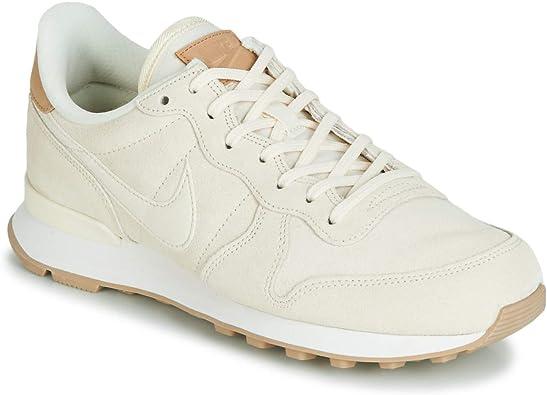 Nike Internationalist Premium W Sneaker Femmes Beige Sneaker