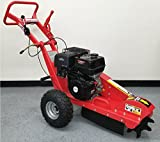 15HP Gas Powered Walk Behind Stump Grinder