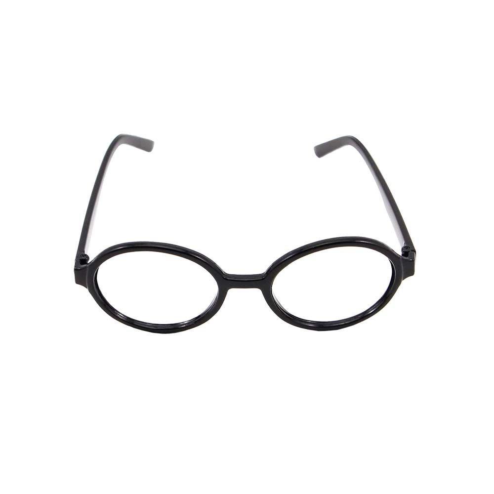 Unisex Vintage Mode Kunststoff Rund Brille Rahmen KEINE Linsen ...