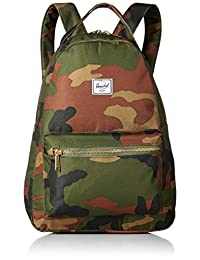 Herschel Supply Co. Nova Mid-Volume Backpack, Woodland Camo, One Size