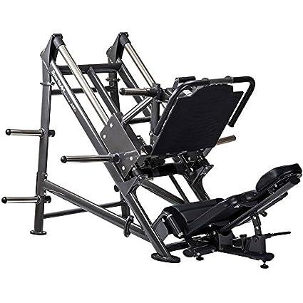 Amazon.com: sportsart Fitness A982 placa Loaded Leg Press ...
