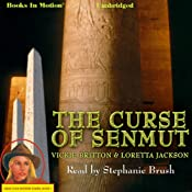 The Curse of Senmut: Ardis Cole Mystery Series, Book 1 | Loretta Jackson, Vickie Britton