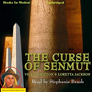 The Curse of Senmut Audiobook