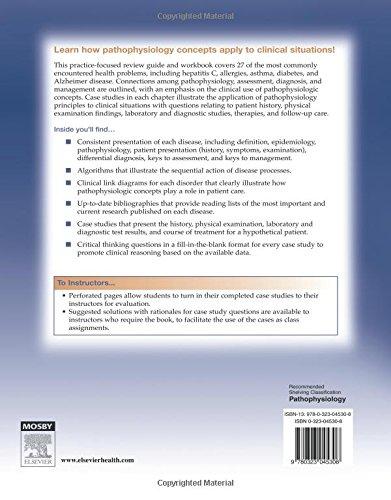 Clinical Applications of Pathophysiology: An Evidence-Based Approach