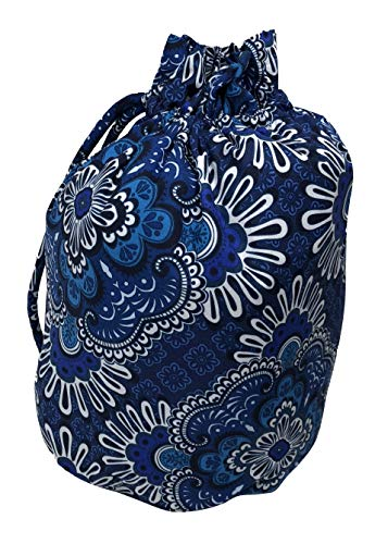 Vera Bradley Ditty Bag in Blue ()