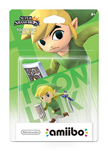Review Toon Link amiibo (Super
