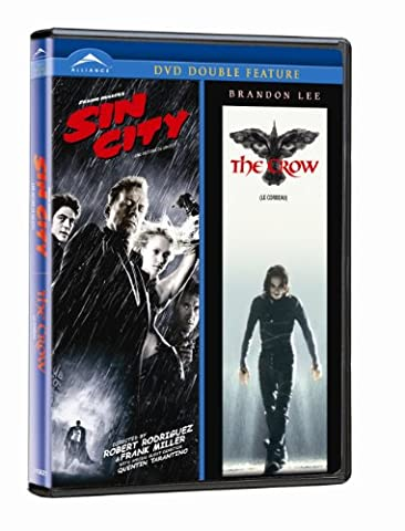 Sin City / The Crow (Double Feature) (City Of Sin Dvd)